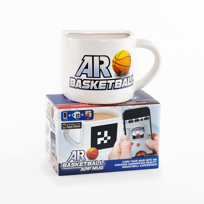 PP0766SIM AR Basketball Mug Packaging And Product Image 2 800 X 80 800x800